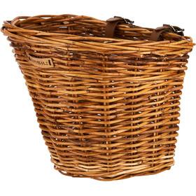 Basil Darcy Rotan L Front Wheel Basket, marrón